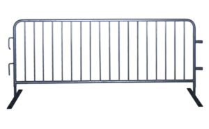 American Fence Rental Company Fence Barricade 3