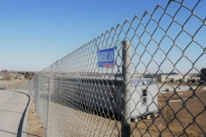 Temporary Chain Link Fence Rental - American Fence Rental Company