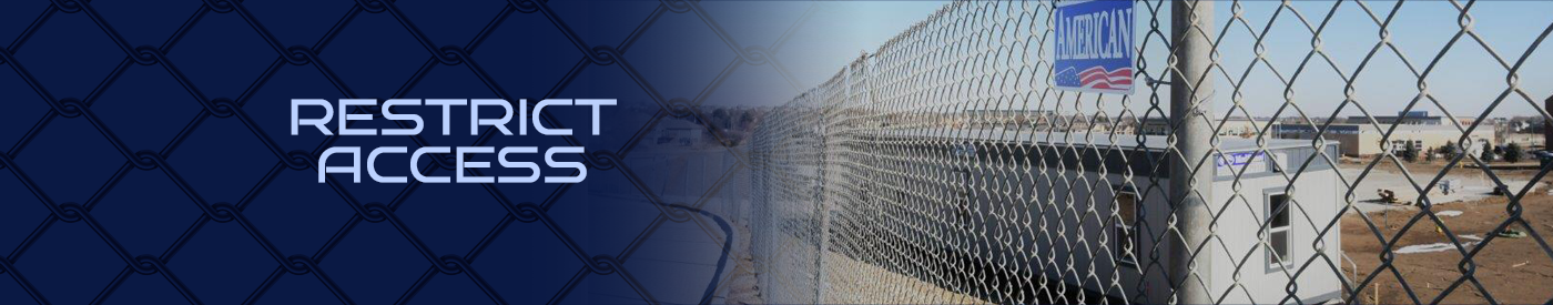 American Fence Rental Fences